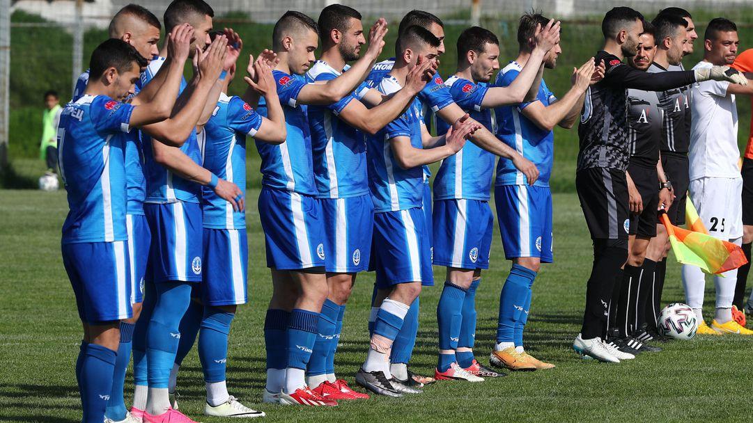 Атлетик (Куклен) - Черноморец (Бургас) 1:0