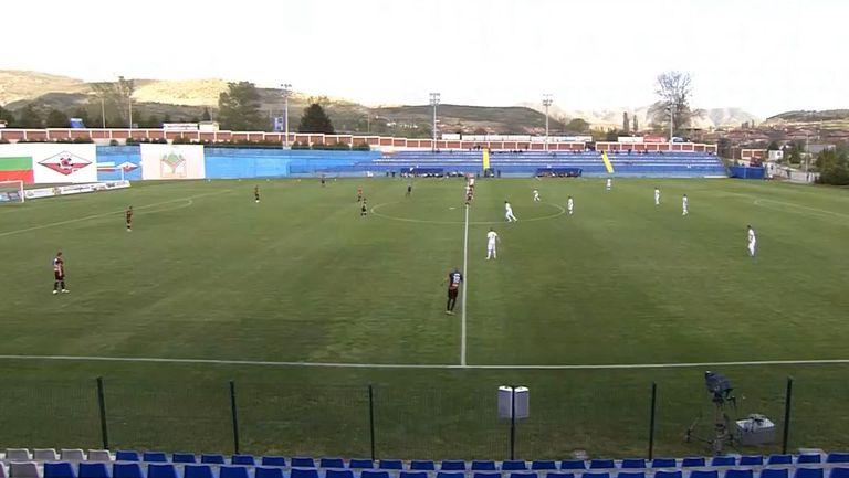 Септември (Симитли) - Локомотив (Горна Оряховица) 1:1