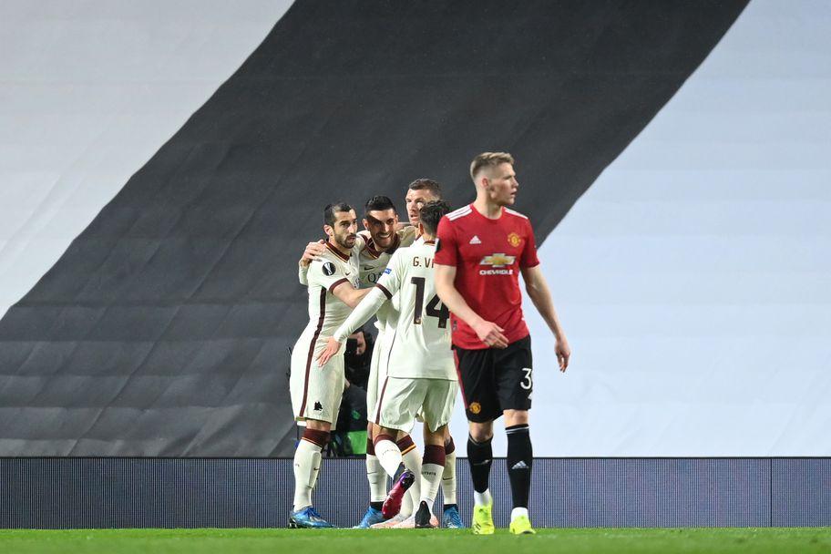 Манчестър Юнайтед - Рома 6:2