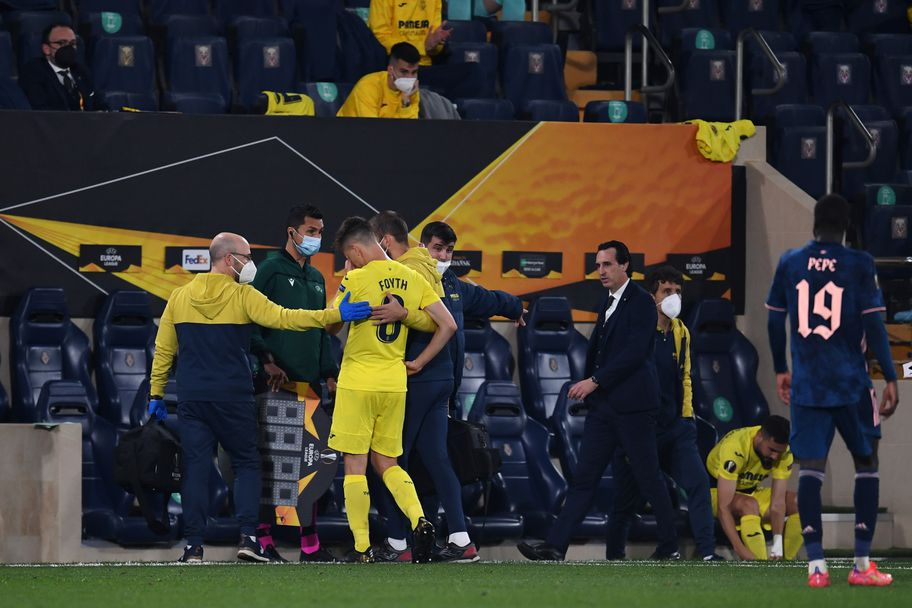 Виляреал - Арсенал 2:1