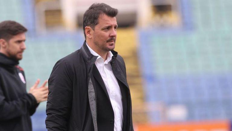 Крушчич: Имаме проблеми с наказани и контузени, но ще се справим с Берое