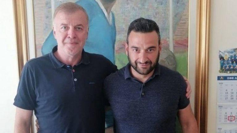 Степан Хиндлиян: Феновете гласуват доверие на Наско Сираков, не влизайте в цирка на Васил Божков