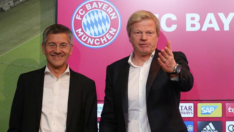 Представиха Оливер Кан като член на борда на директорите в Байерн (М)