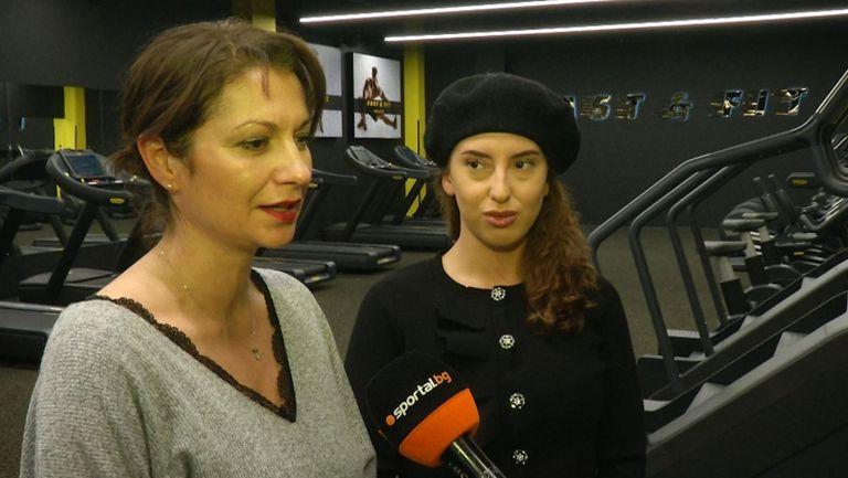 Бранимира Маркова: Радваме се да бъдем в този прекрасен фитнес център