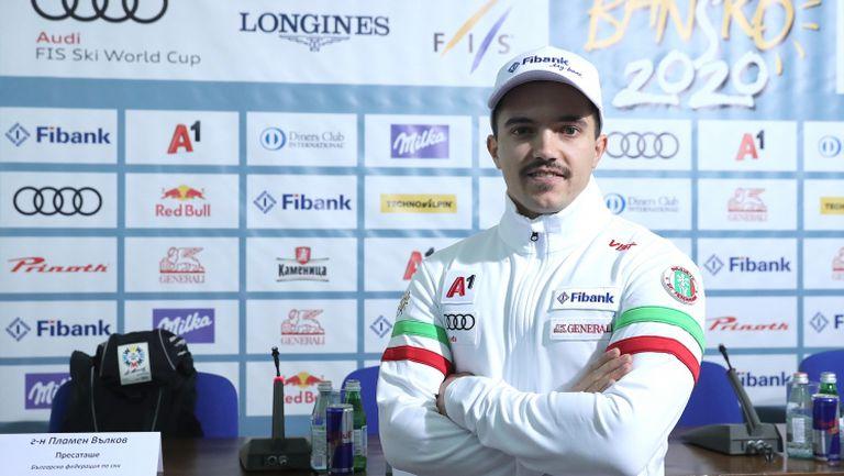 Алберт: Искам добър резултат и във Венген