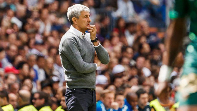 Барселона назначи Кике Сетиен за заместник на Валверде