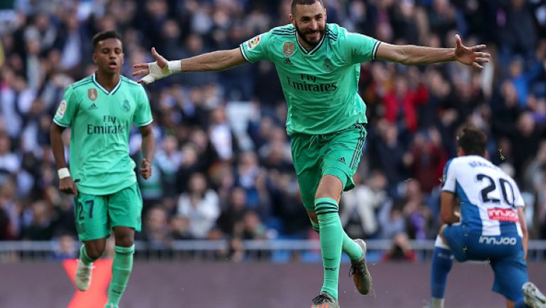 Сарагоса - Реал Мадрид 0:4