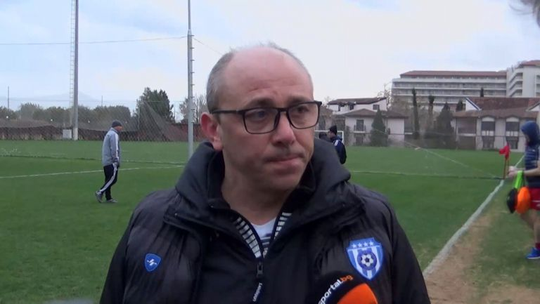 Илиан Илиев: Доволни сме от целия лагер