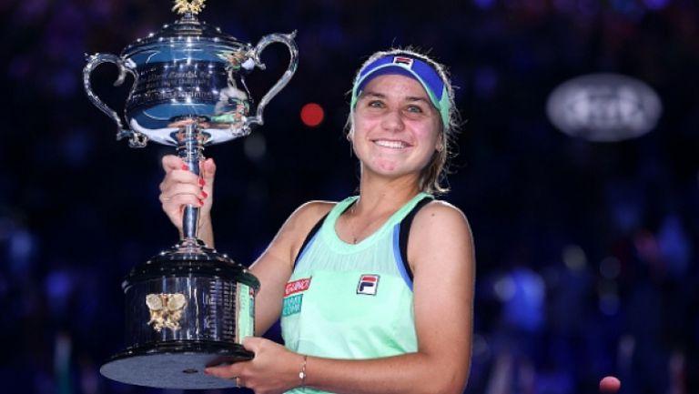 София Кенин триумфира на Australian Open при жените