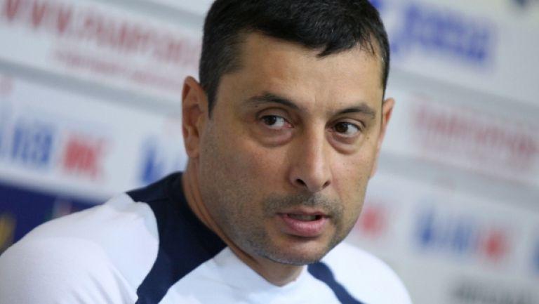 Ники Желязков: Бих приел да водя националния отбор