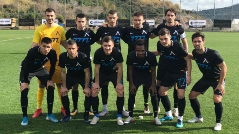 Левски - Узбекистан (U19) 4:1