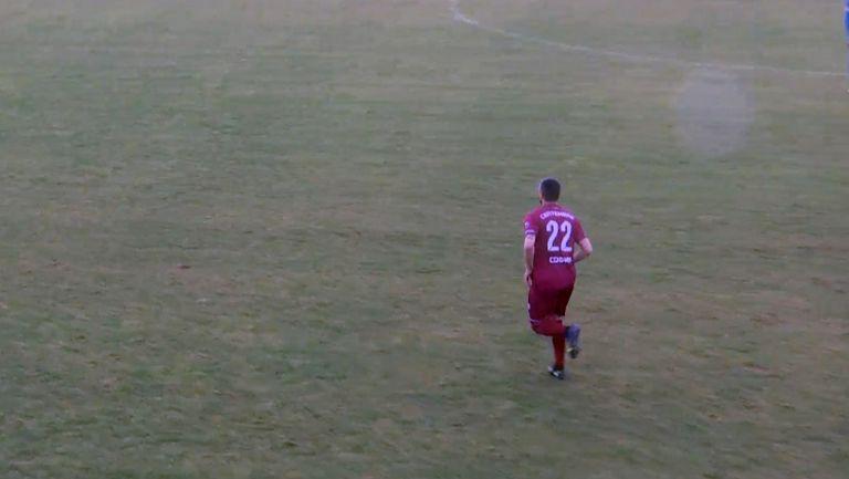 Валери Божинов взе №22 в Септември срещу Фарул (Констанца)