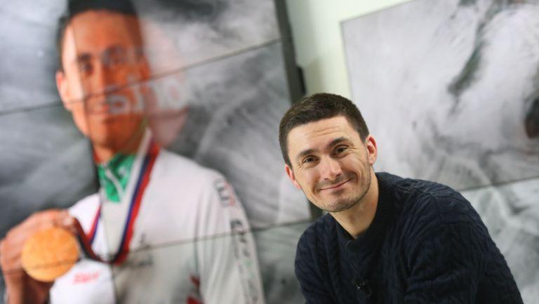"""Състезателят по ски ориентиране Станимир Беломъжев е """"Гостът на Sportal.bg"""""""