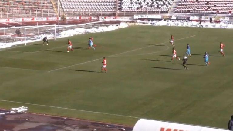 ЦСКА-София - Струмска слава 2:0