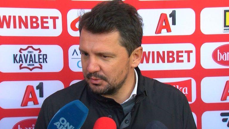 Крушчич: В главата си имам състава за мача с Левски