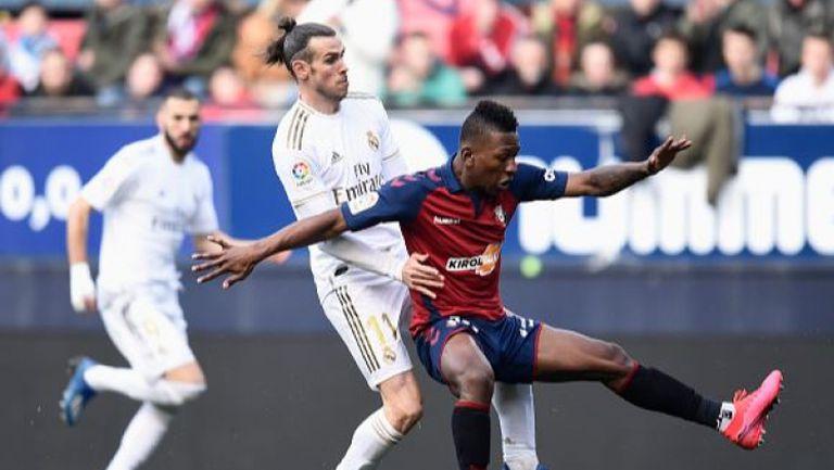 Реал Мадрид направи обрат в Памплона за труден и важен успех
