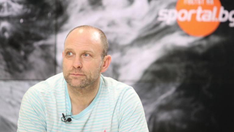 """""""Гостът на Sportal.bg"""": Тити Папазов коментира бъдещето на ФК Левски"""