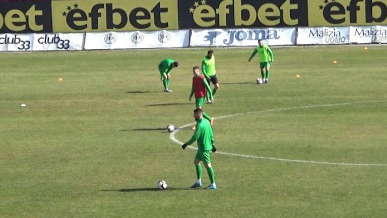 Пирин излиза за победа срещу Локомотив (Сф)
