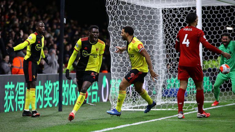 Уотфорд - Ливърпул 3:0