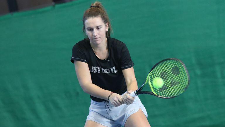Топалова достигна до полуфиналите на турнир по тенис в Кайро