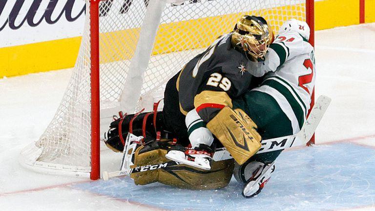 Вегас спечели 7-я мач срещу Минесота и продължава напред в плейофите на НХЛ