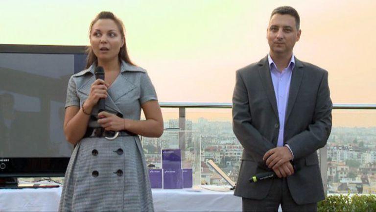 """Макс Телеком представи новия си продукт """"бисквитка"""" за първи път на българския пазар"""