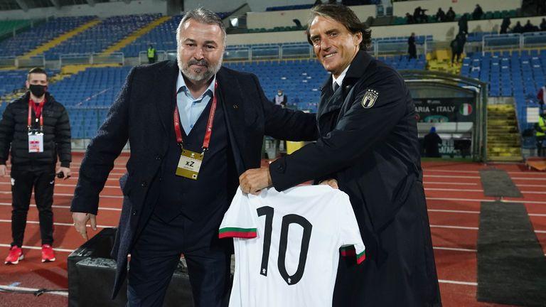 Манчини с предложение към УЕФА за Евро 2020