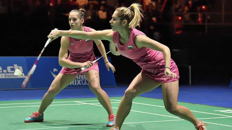 Сестрите Стоеви достигнаха полуфиналите на европейското в Киев