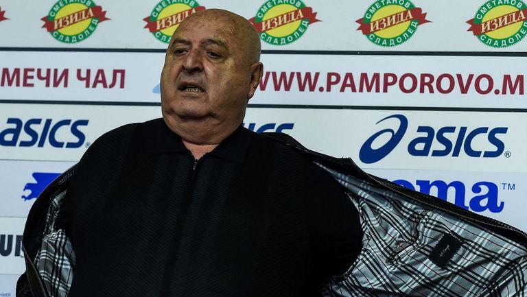 Венци Стефанов говори за бъдещия Конгрес, противопоставянето с Бербатов и шансовете на Славия за Купата