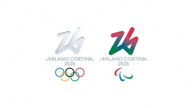Представиха официалната емблема на зимните Олимпийски игри през 2026 година в Италия