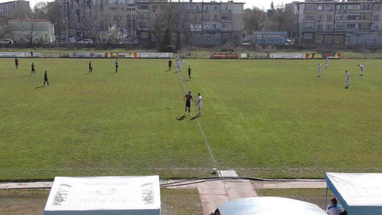 (U17) Спартак (Пловдив) - Сокол (Марково) 0:0