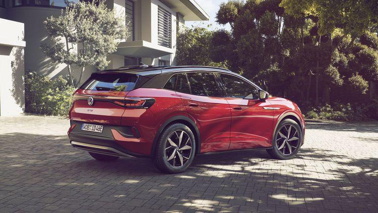 Volkswagen представи новия ID.4 GTX