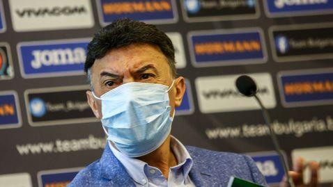 Георги Градев: Няма как Боби Михайлов да възстанови статута си, това е голям гаф