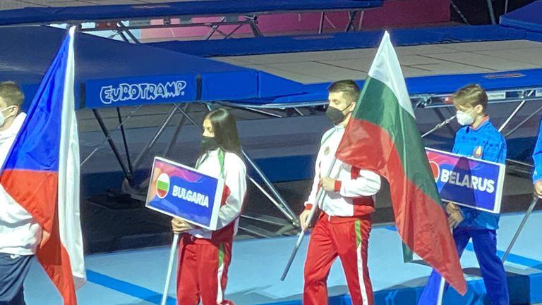 България е 4-та в Европа по скокове на батут (видео + снимки)