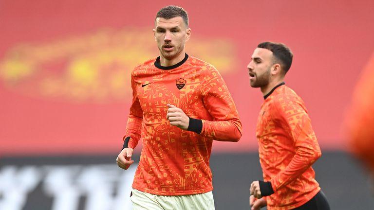 Интер и Юве чакат Джеко да си тръгне от Рома