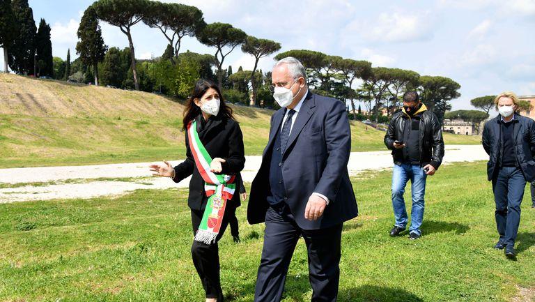 Крах за президента на Лацио при обжалването