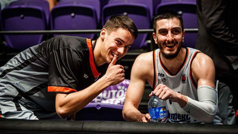 Посрещат с питка баскетболистите на Академик Пловдив