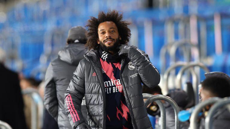 Реал ще плати 200 000 евро, за да може да използва Марсело в Лондон