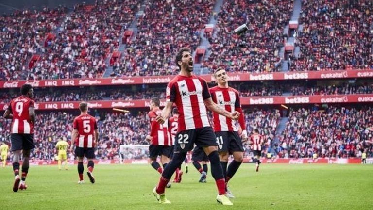 Атлетик Билбао с първа победа от три месеца (видео)
