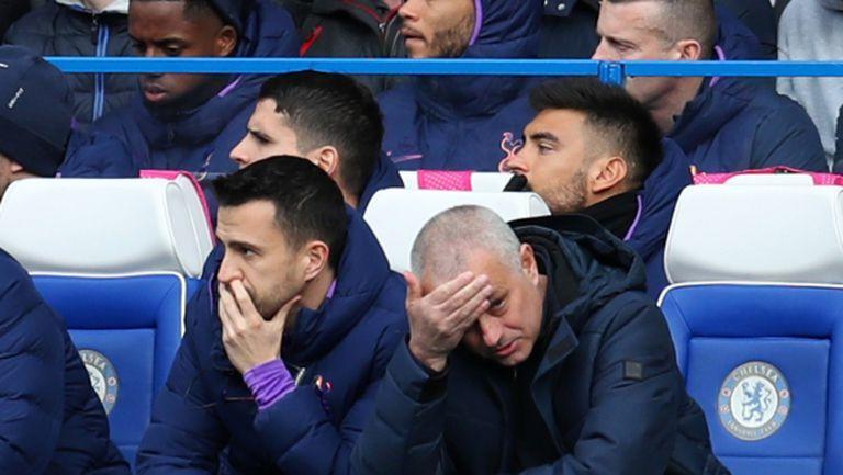 Всичко се обърна срещу нас в последните два мача, жалва се Моуриньо