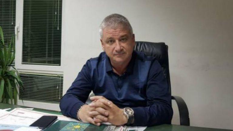 Президентът на Марица се оттегля