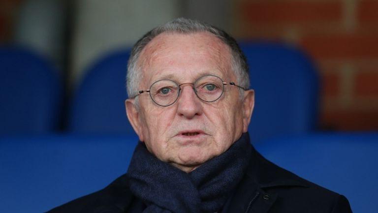 Президентът на Лион: В най-лошия случай ще играем с Ювентус на неутрален терен