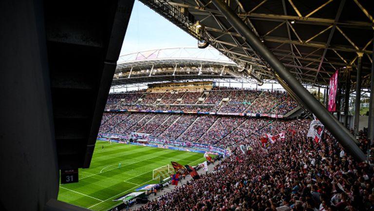 Изгониха японски туристи от стадиона в Лайпциг заради страх от зараза