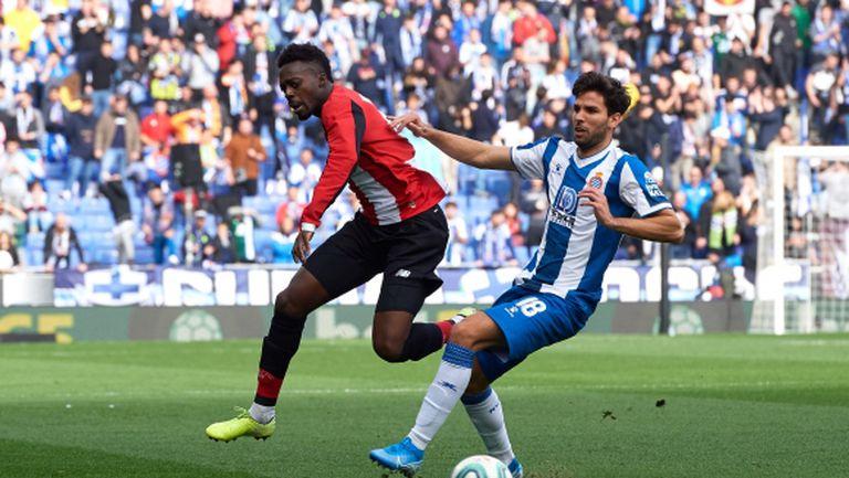 Атлетик Билбао ще напусне терена при следваща проява на расизъм