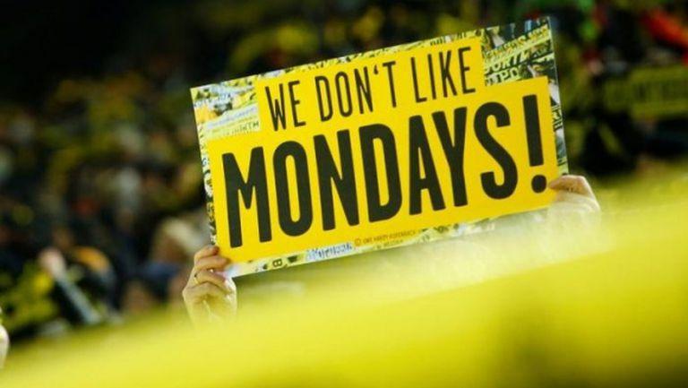 В Бундеслигата решиха проблема с мачовете в понеделник