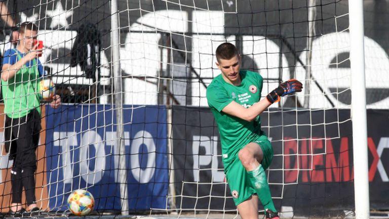 Наумов: Мачът стана невъзможен за обръщане след червения картон