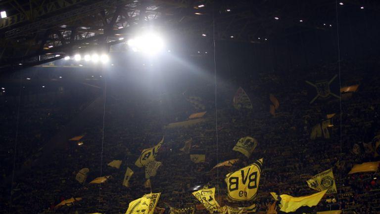 Двубоят между Борусия Дортмунд и Борусия Мьонхенгладбах ще се играе
