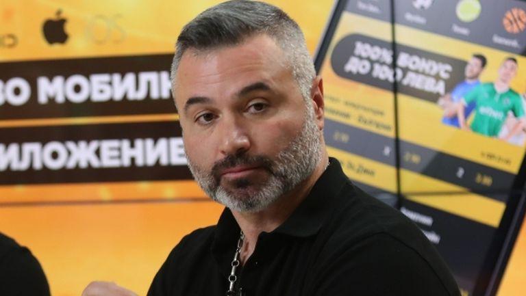 Ивайло Гоцев посочи две предимства за Кобрата в договора с Джошуа