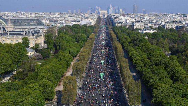 Анулираха маратона в Париж
