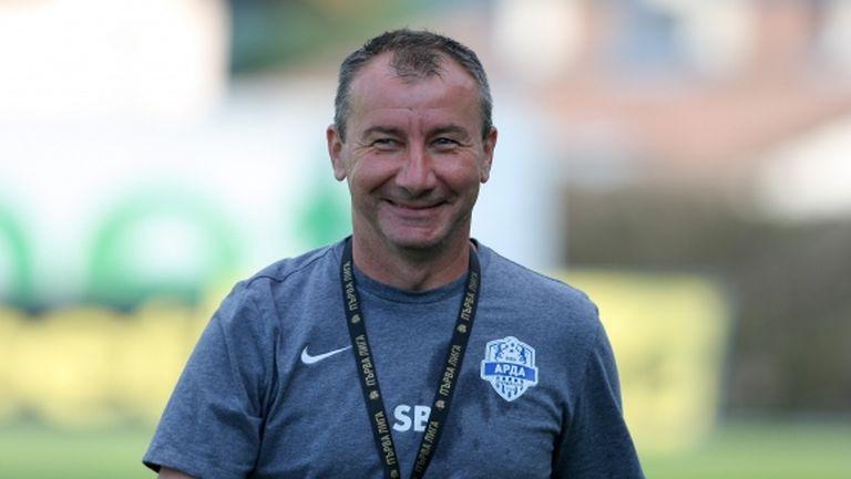 Стамен Белчев: Доволен съм от спечелената точка